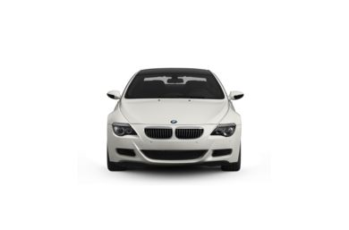 Surround Front Profile  2010 BMW M6