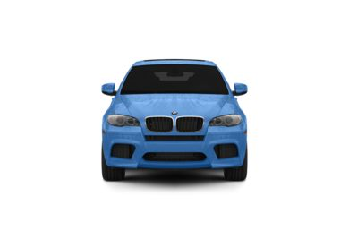 Surround Front Profile  2010 BMW X6 M