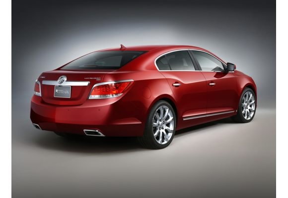 2011 Buick Lacrosse Pictures Photos Carsdirect