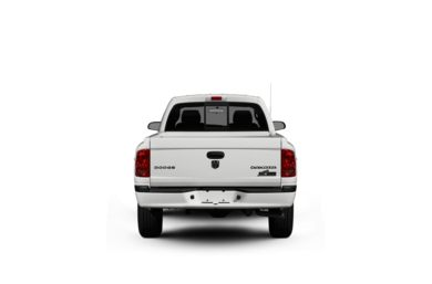 Surround Rear Profile 2010 Dodge Dakota