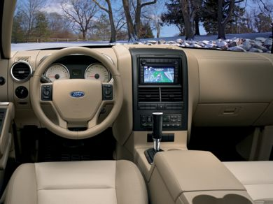 See 2010 Ford Explorer Sport Trac Color Options  CarsDirect
