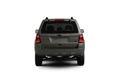 Surround Rear Profile 2010 Ford Escape