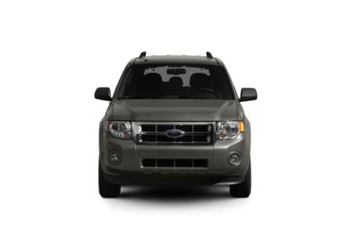 Surround Front Profile  2010 Ford Escape