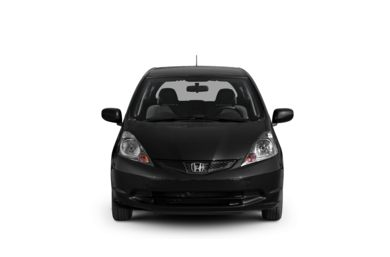 Surround Front Profile  2010 Honda Fit