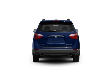 Surround Rear Profile 2010 Hyundai Veracruz