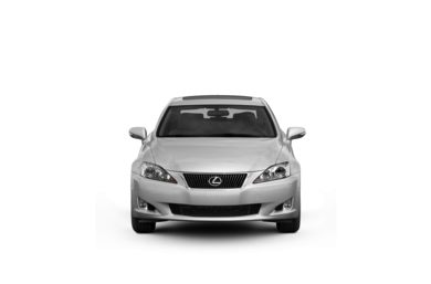 Surround Front Profile  2010 Lexus IS 250