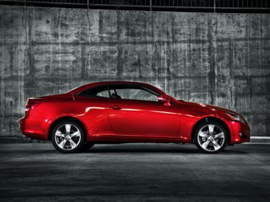OEM Exterior  2012 Lexus IS 250C