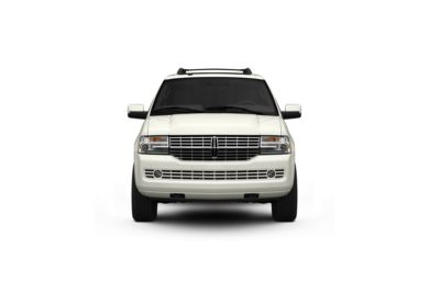 Surround Front Profile  2010 Lincoln Navigator