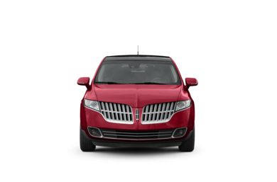 Surround Front Profile  2010 Lincoln MKT