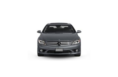 Surround Front Profile  2010 Mercedes-Benz CL550