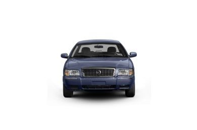 Surround Front Profile  2010 Mercury Grand Marquis