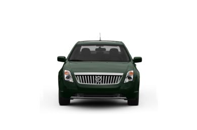 Surround Front Profile  2010 Mercury Milan