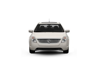 Surround Front Profile  2010 Mercury Milan Hybrid