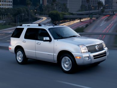 OEM Exterior Primary  2010 Mercury Mountaineer