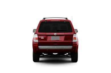 Surround Rear Profile 2010 Mercury Mariner