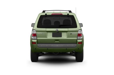 Rear Profile  2010 Mercury Mariner Hybrid