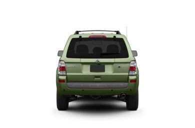 Surround Rear Profile 2010 Mercury Mariner Hybrid