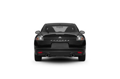 Surround Rear Profile 2010 Mitsubishi Eclipse