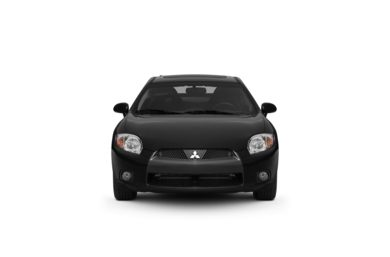 Surround Front Profile  2010 Mitsubishi Eclipse