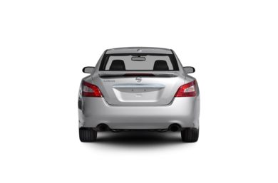 Surround Rear Profile 2010 Nissan Maxima