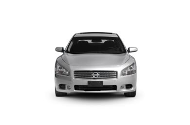 Surround Front Profile  2010 Nissan Maxima