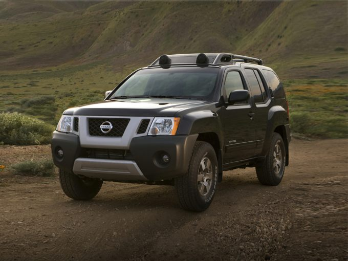 2015 nissan xterra styles features highlights. Black Bedroom Furniture Sets. Home Design Ideas