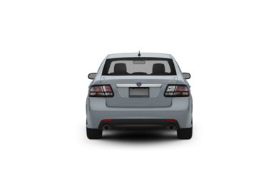 Surround Rear Profile 2010 Saab 9-3