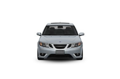 Surround Front Profile  2010 Saab 9-3