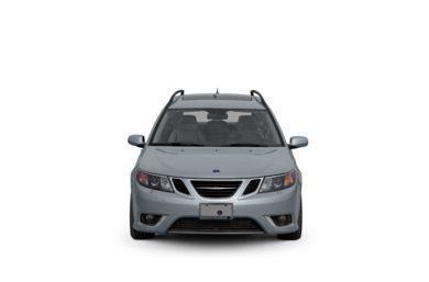 Surround Front Profile  2010 Saab 9-3X