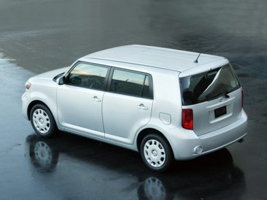 2010 Scion xB Specs Safety Rating  MPG  CarsDirect