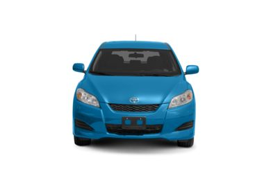 Surround Front Profile  2010 Toyota Matrix