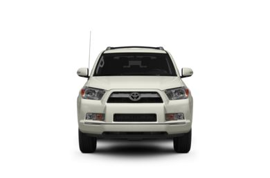 Surround Front Profile  2010 Toyota 4Runner