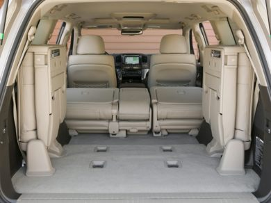 OEM Interior  2011 Toyota Land Cruiser