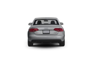 Surround Rear Profile 2011 Audi A4