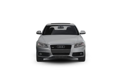 Surround Front Profile  2011 Audi A4