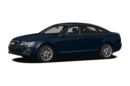 3/4 Front Glamour 2011 Audi A6