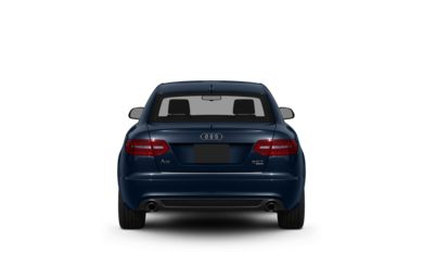 Surround Rear Profile 2011 Audi A6