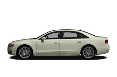 90 Degree Profile 2011 Audi A8