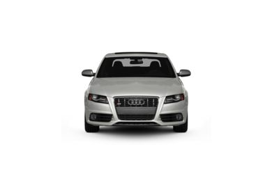 Surround Front Profile  2011 Audi S4