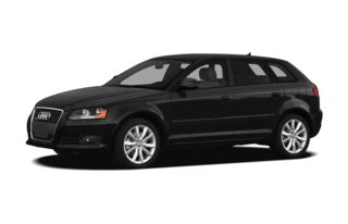 3/4 Front Glamour 2011 Audi A3