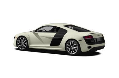 Surround 3/4 Rear - Drivers Side  2011 Audi R8