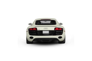 Surround Rear Profile 2011 Audi R8