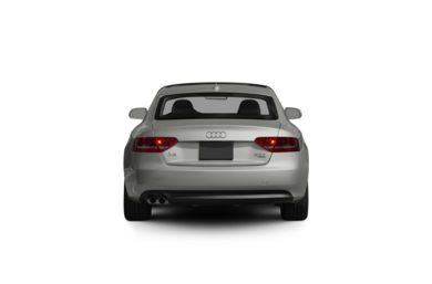 Surround Rear Profile 2011 Audi A5