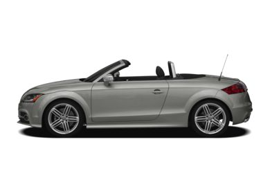 90 Degree Profile 2011 Audi TTS