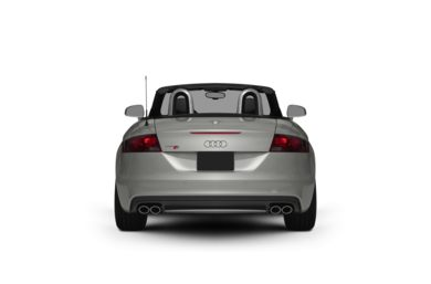 Surround Rear Profile 2011 Audi TTS