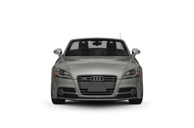 Surround Front Profile  2011 Audi TTS