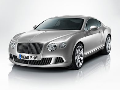 OEM Exterior Primary  2013 Bentley Continental GT