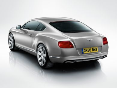 OEM Exterior  2013 Bentley Continental GT