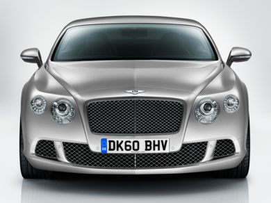 OEM Exterior  2014 Bentley Continental GT