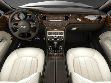 OEM Interior Primary  2012 Bentley Mulsanne